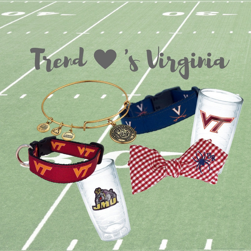 Get Ready for National College Colors Day and National Tailgating Day with trend.!