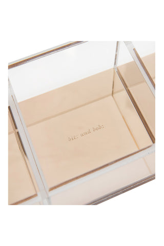 Kate Spade Acrylic Note Holder - trendva