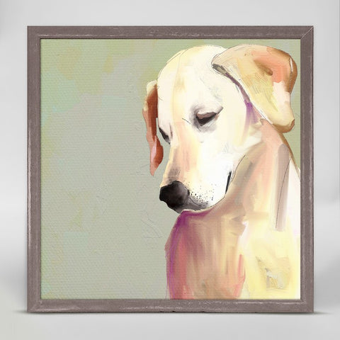Dog Mini Canvas Art - trendva