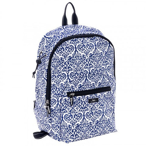 Monogrammed Big Draw Backpack - trendva