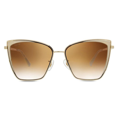 Oversized Cat-eye Sunglasses - trendva