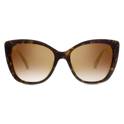 Brown Tortoise Sunglasses - trendva