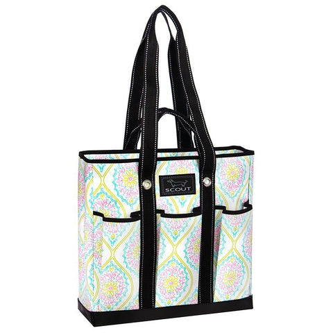 Pocket Rocket Zip-Top Tote - trendva