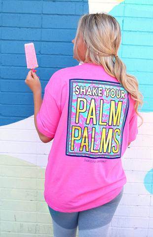 """Shake Your Palm Palms"" Tee - trendva"
