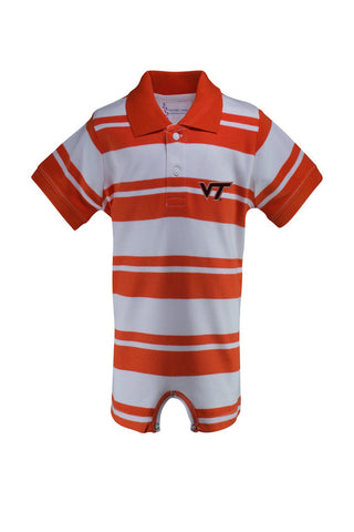 Virginia Tech Boys Romper - trendva