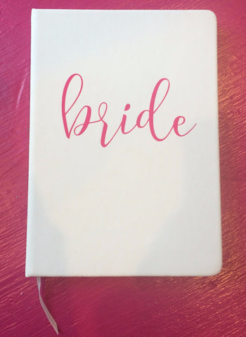 Bride Notebook - trendva