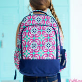 Mia Tile Backpack - trendva