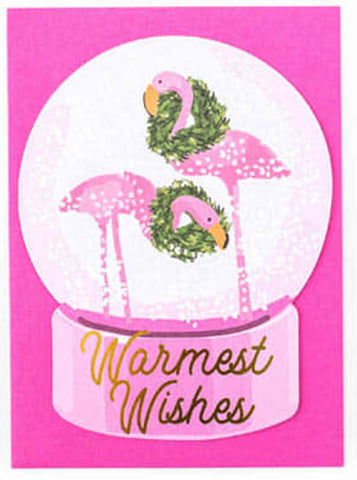 """Warmest Wishes"" Greeting Card - trendva"