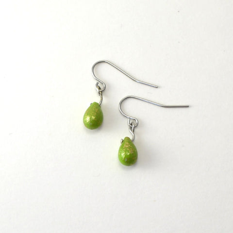 avacodo earrings