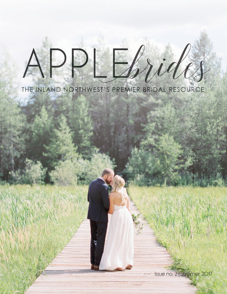 Apple Brides Summer '17 Print Magazine