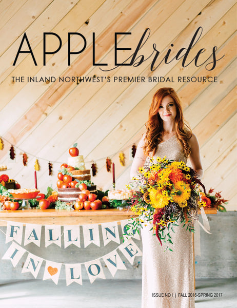 Apple Brides Fall '16- Spring '17 Print Magazine