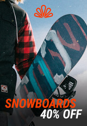 Snowboards 40% OFF