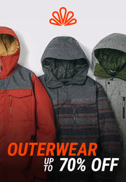 Outerwear Up To 70% OFF