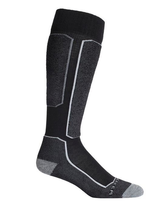 Icebreaker Ski+ Light OTC Mens Sock