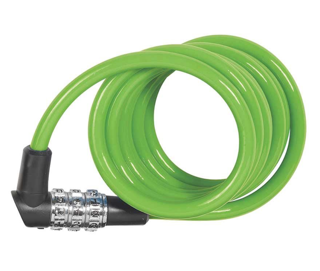 Abus 1150 Kids Cable Bike Lock with Combination