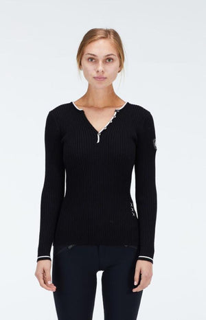 Alp N Rock Caitlin Ladies Henley Sweater 2020