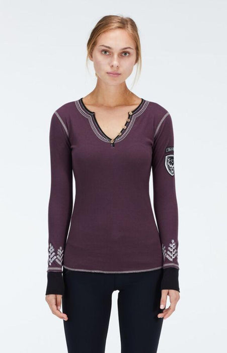 Alp N Rock Winter Luxe II Ladies Henley 2020