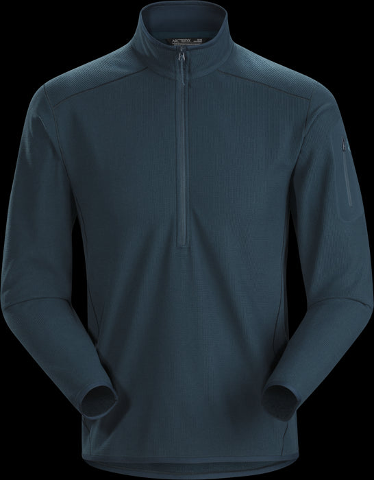 Arc'teryx Delta LT Mens Zip Neck 2020