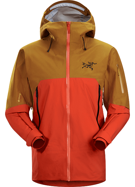 Descente Rage 3L Mens Shell Jacket 2020