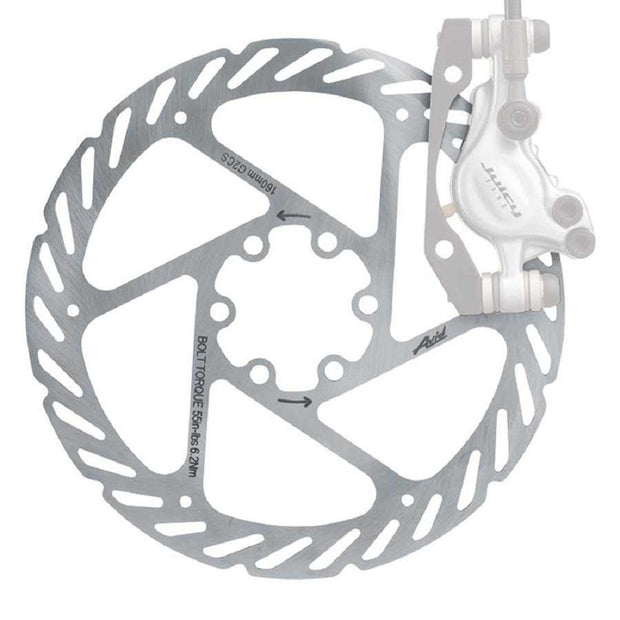 Avid G2 Clean Sweep Rotor 200 mm