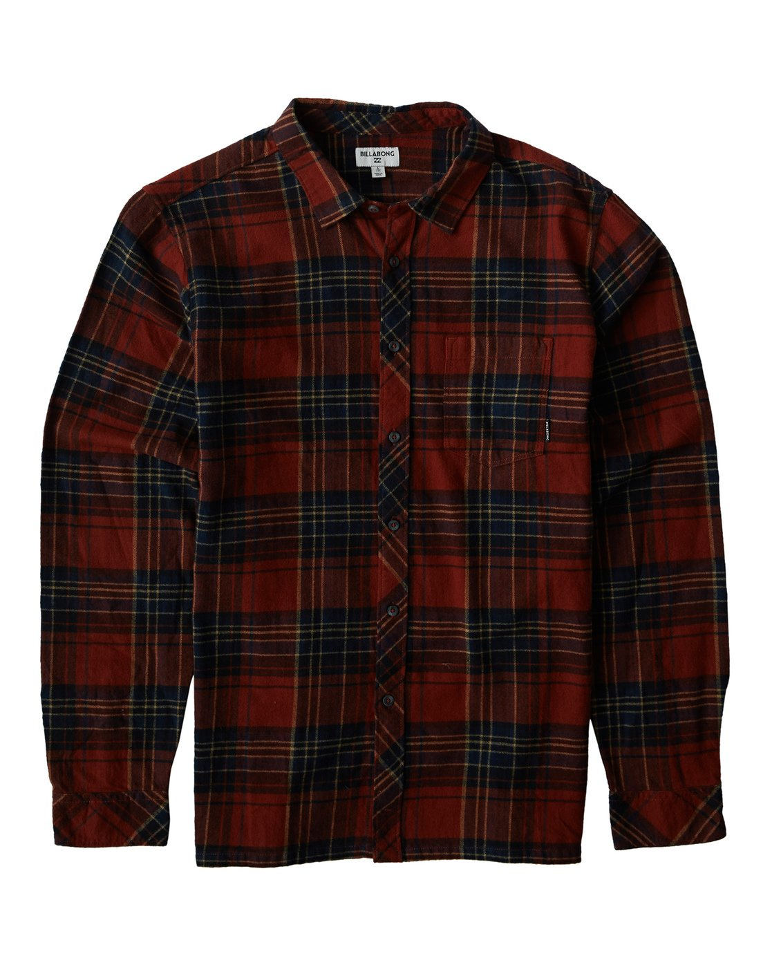 Billabong Coastline Mens Long Sleeve Flannel 2020