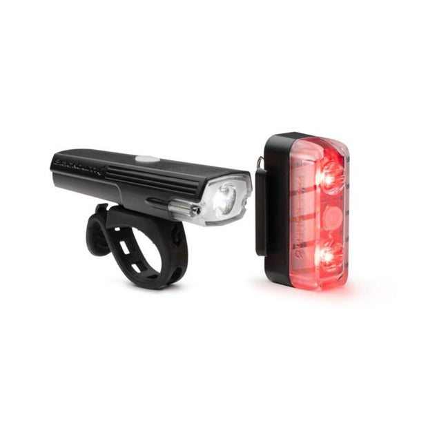 Blackburn Combo Dayblazer 400 Front & 65 Rear Light Set