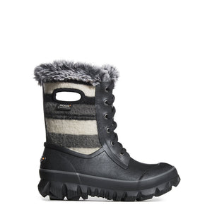 Bogs Arcata Lace Stripe Ladies Boot 2019