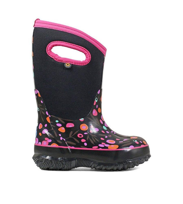 Bogs Classic Cattail Junior Girls Boot 2019