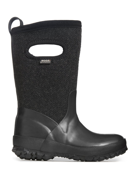 Bogs Crandall Wool Junior Boot 2018
