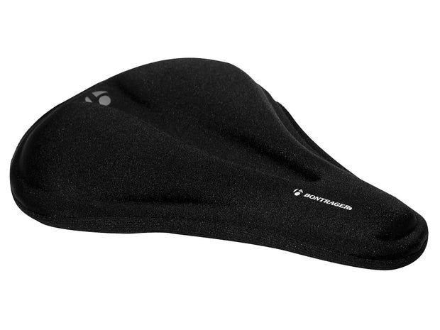 Bontrager Hybrid Gel Saddle Cover Black