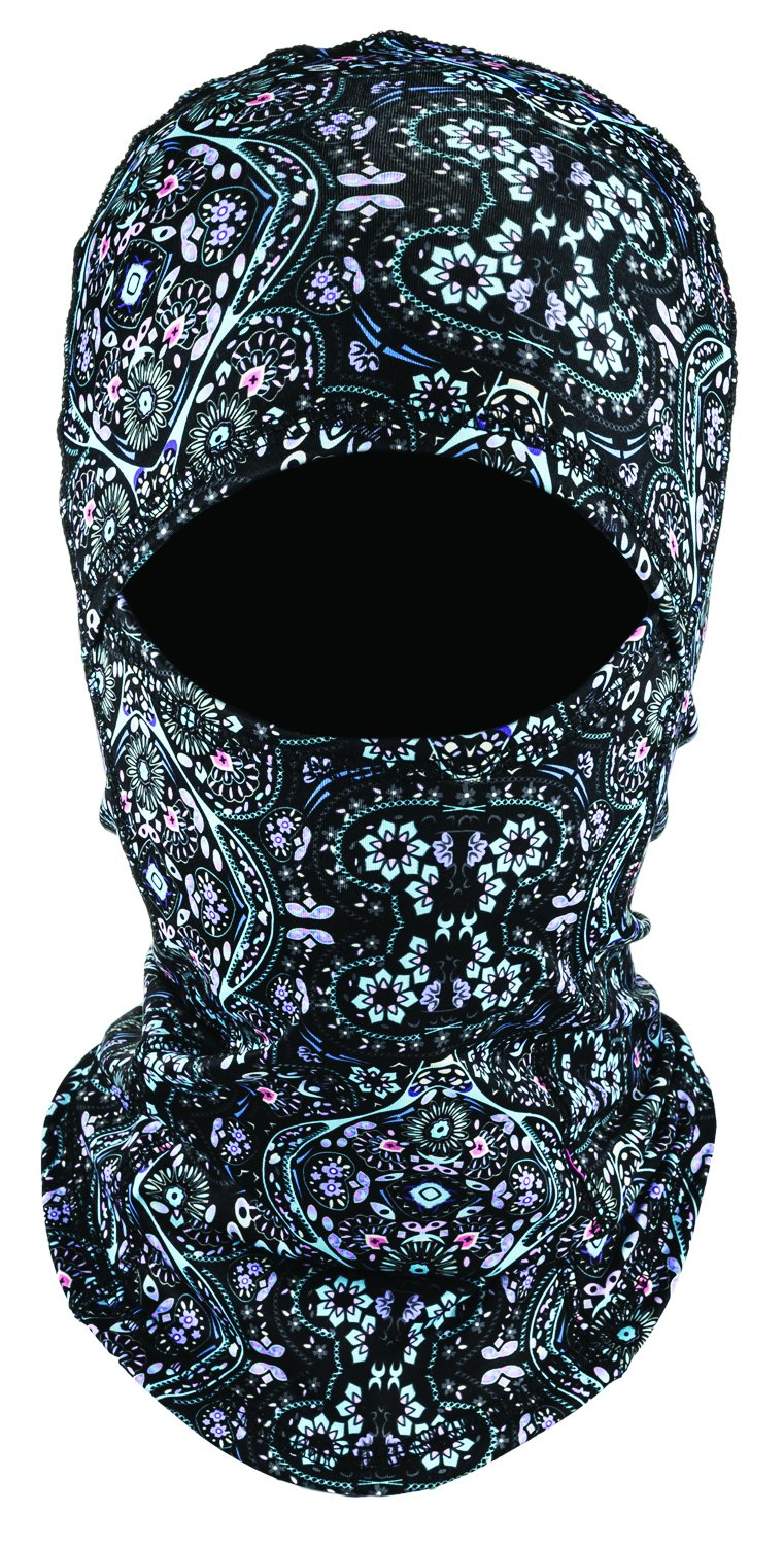 Bula Sharp Printed Adult Balaclava