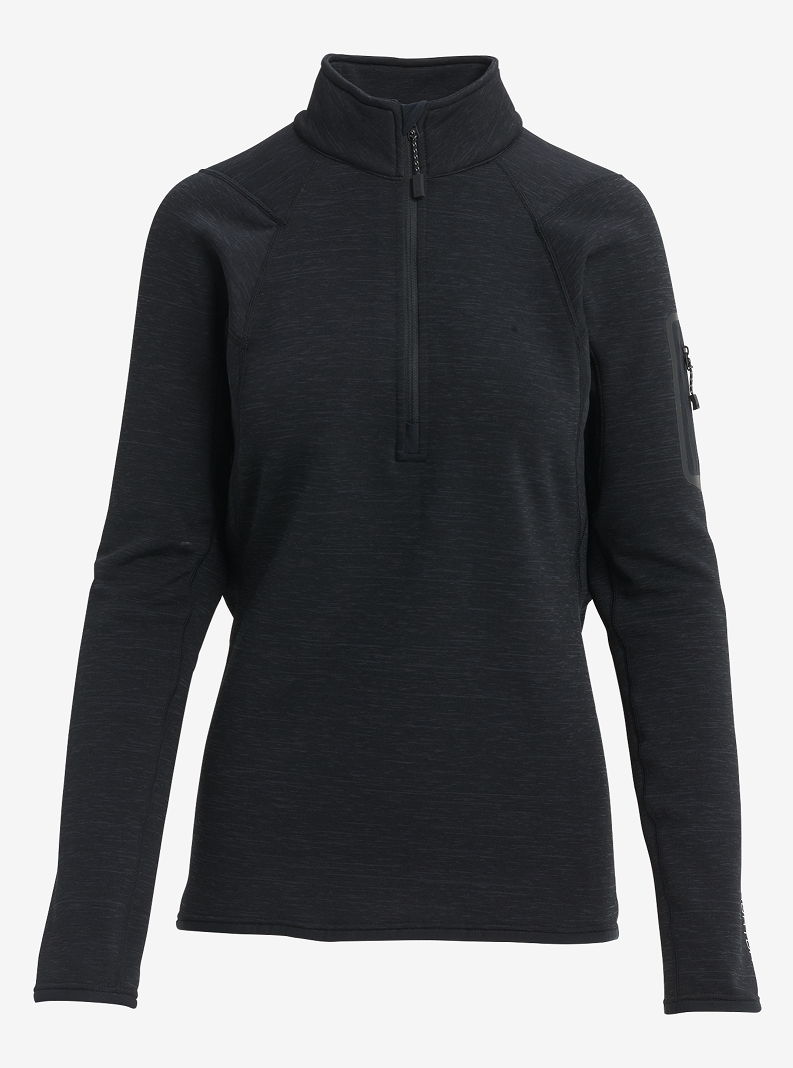Burton AK Turbine Ladies Quarter Zip 2019