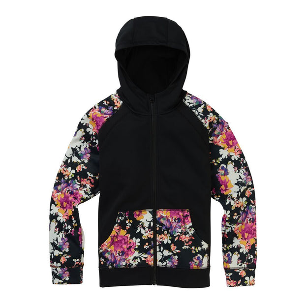 Burton Crown Girls Bonded Full Zip 2020