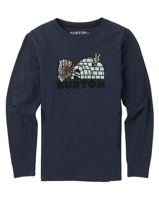 Burton Cupajo Boys Long Sleeve T-shirt 2019