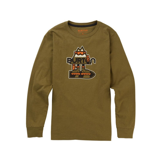 Burton Hobbes Kids Long Sleeve Tee 2020