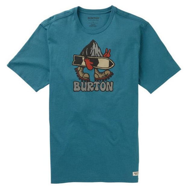 Burton Lorid Mens Short Sleeve Tee 2020