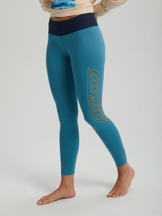 Burton Retro Baselayer Midweight Ladies Pants