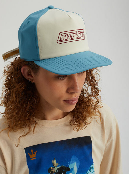 Burton Retro Six Panel Adult Cap