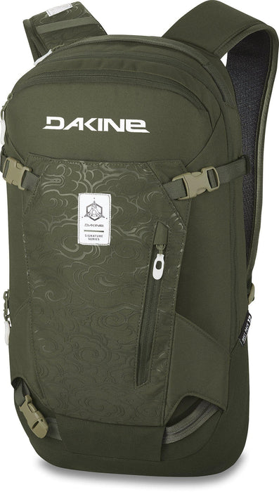 Dakine Team Heli Pack 12L Backpack