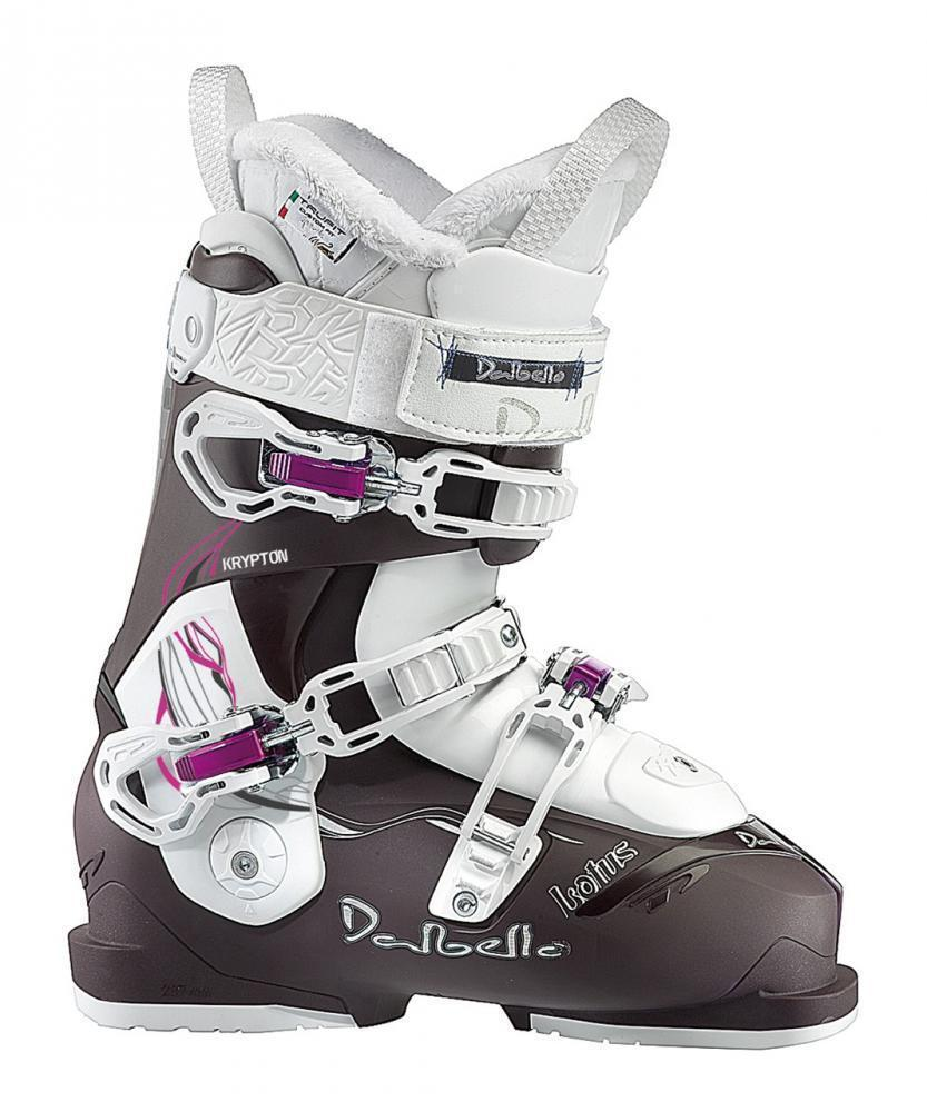 Dalbello KR2 Lotus W Ski Boot 2014 Coffee/White 23.5