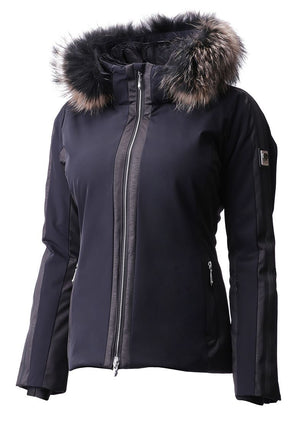 Descente Giana Ladies Jacket (with Fur) 2019