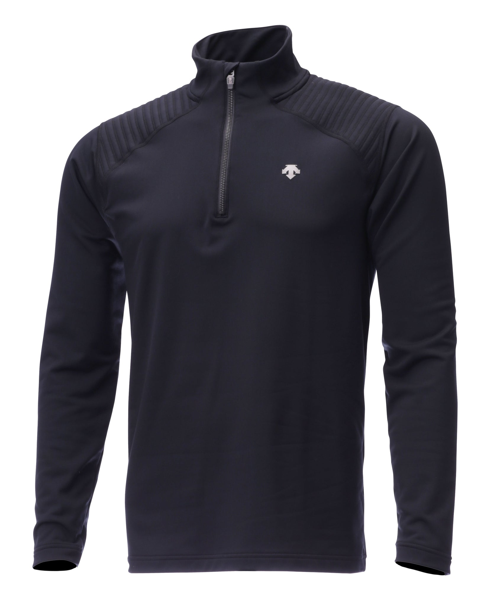 Descente Piccard Mens Zip Turtleneck 2020