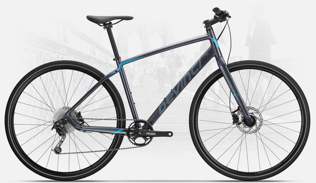 Devinci Hex Deore Bike