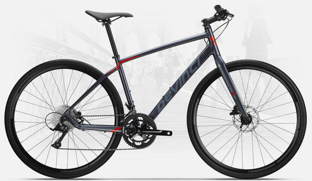 Devinci Hex Sora Bike