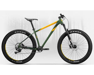 Devinci Hatchet Carbon Tiagra Bike