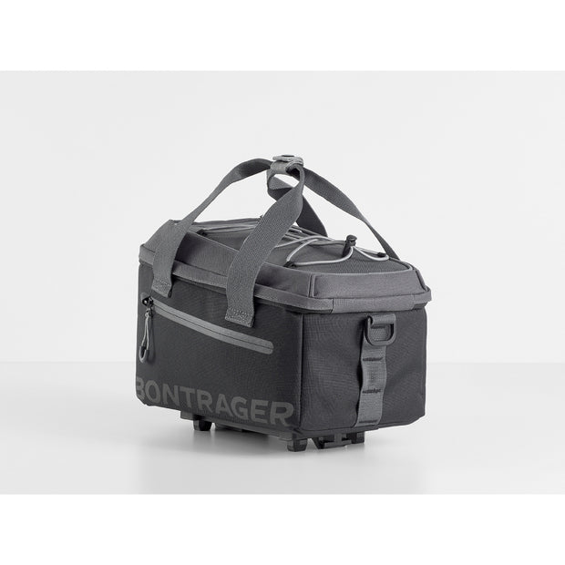 Bontrager Commuter MIK Trunk Bag 7L Grey Black
