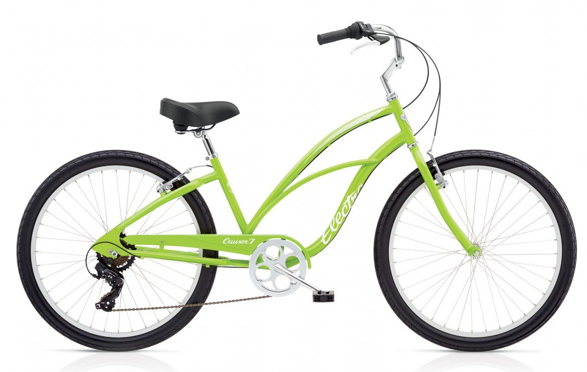 Electra Townie 7D EQ Ladies Bike with Fenders