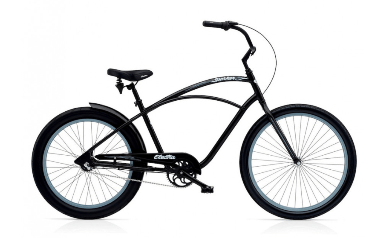 Electra Sparker 1 Bike Boys 20 Black
