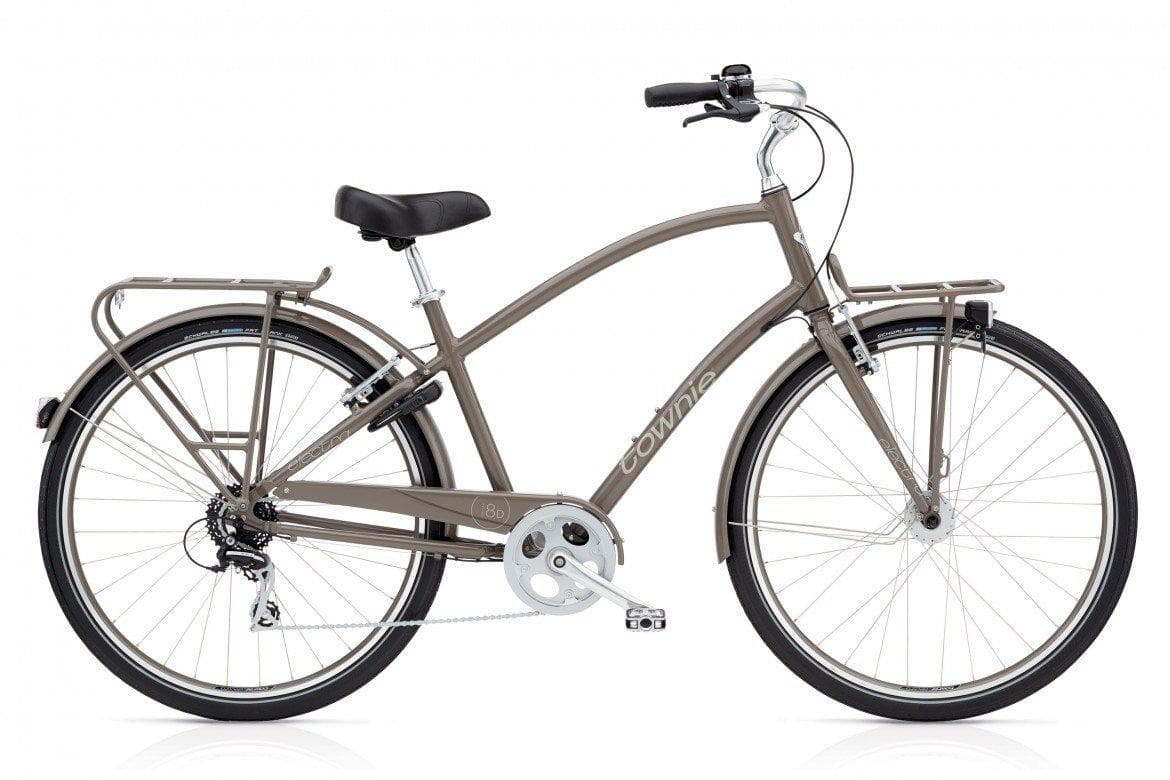 Electra Townie Commute EQ 8D Bronze