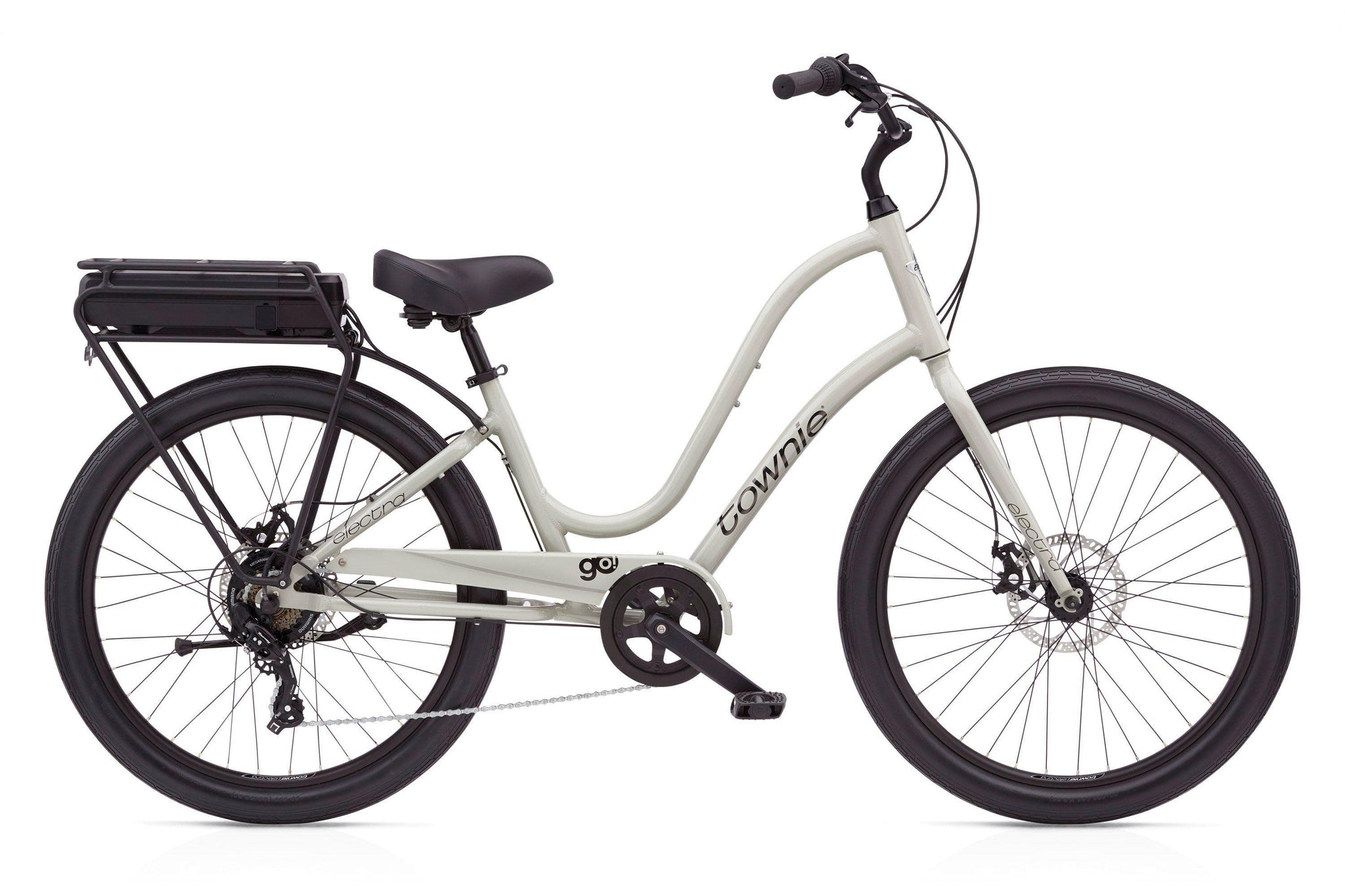 Electra Townie GO 7D Step Thru Bike